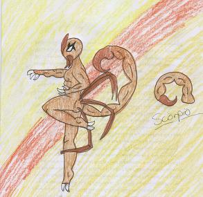 Scorpio by Bizzy_Dizzy