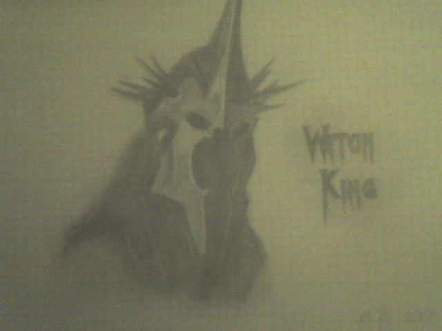 Witch King by BlackBerry