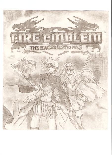 Fire Emblem by BlackFang13