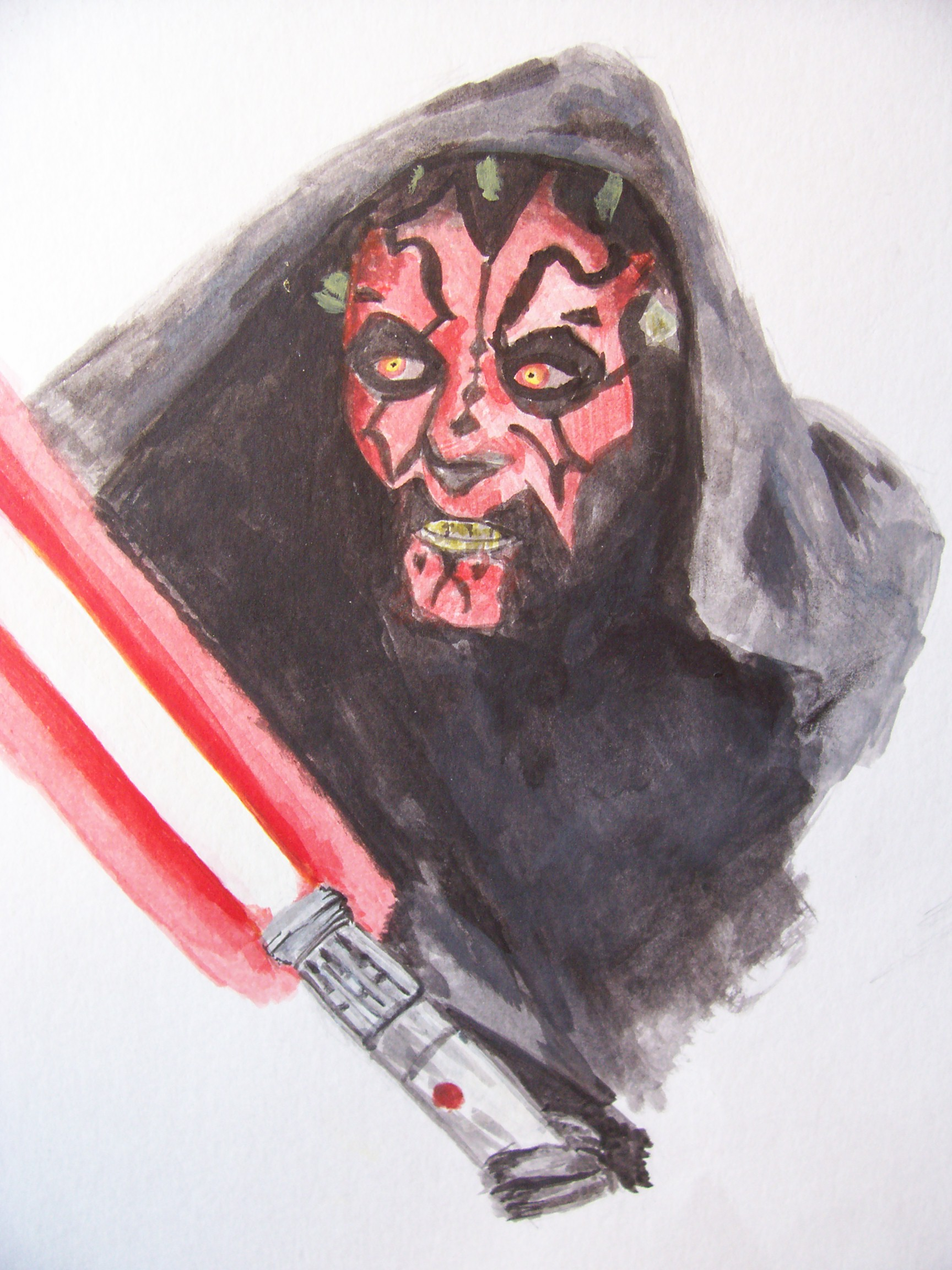 Maul by BlackKnight