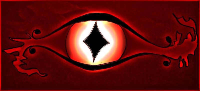 The Eye Of Sauron by Blackcat135