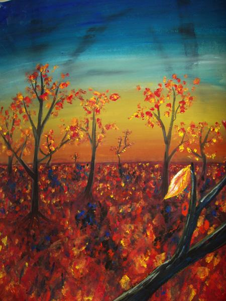 Autumn by Blade