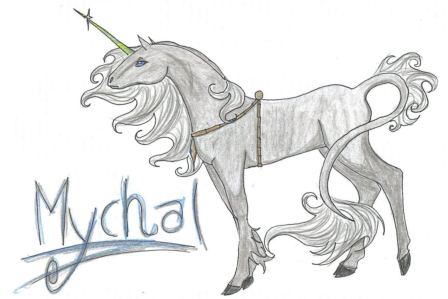 Mychal:Mother of BladeRunner by Bladerunner
