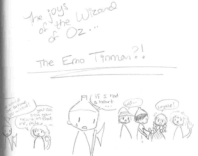 The Emo TinMan? by BloodRoses1619