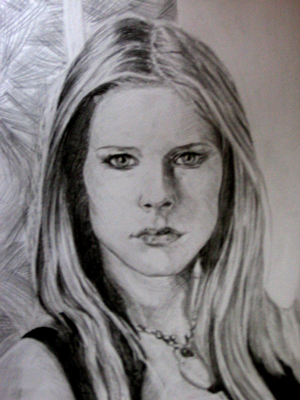 Avril Lavigne by BloodyDreamy