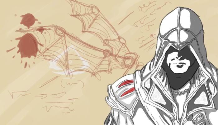 Ezio Auditore da Firenze~ by BlossomHeart