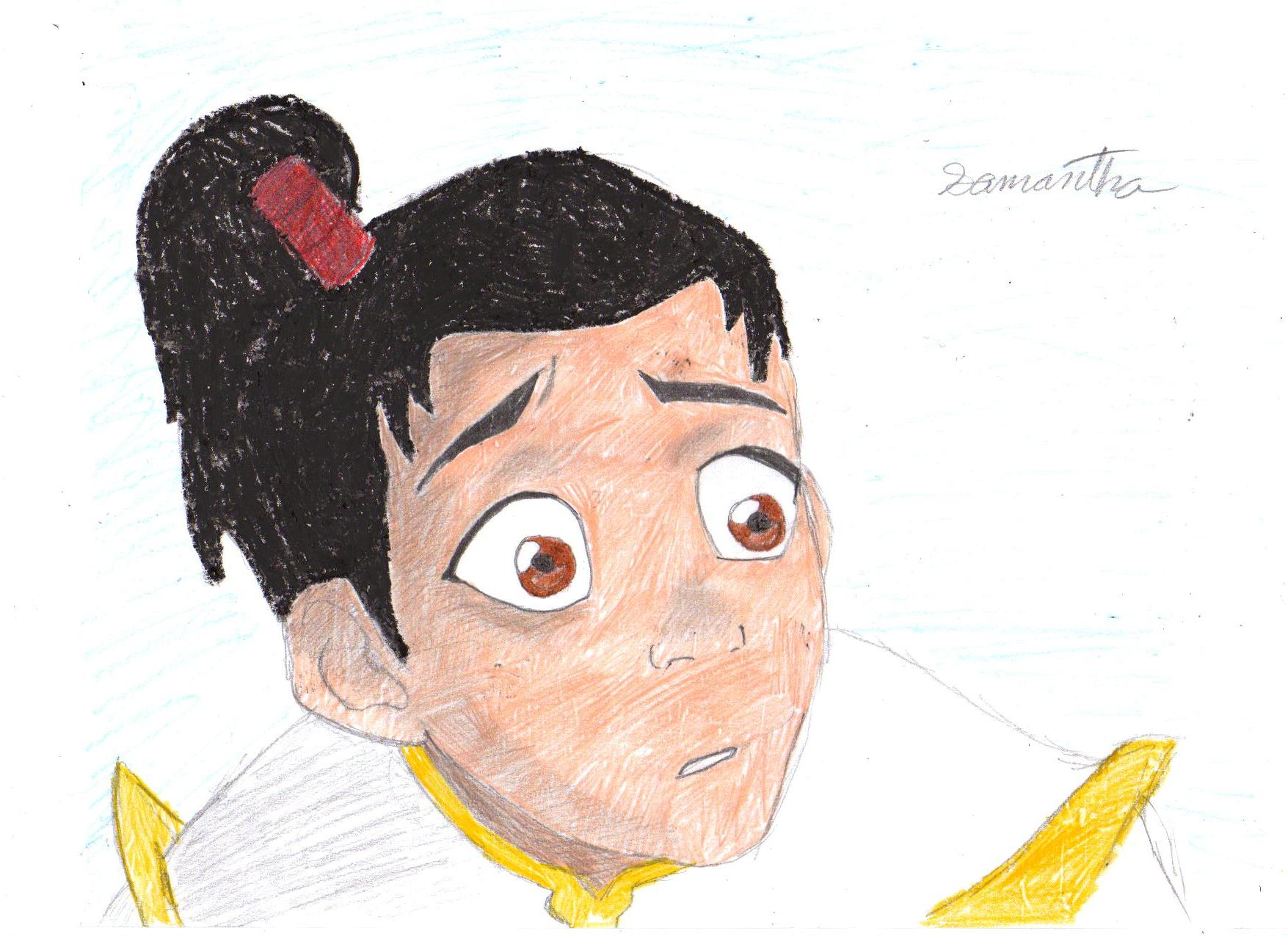 Little Zuko by BlueEyedWaterbender2295