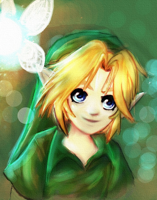 Link by Bluebaiorin
