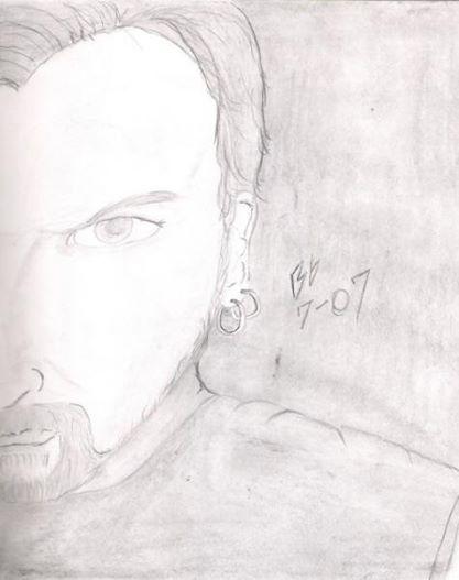 Self-Portrait by Bobby77