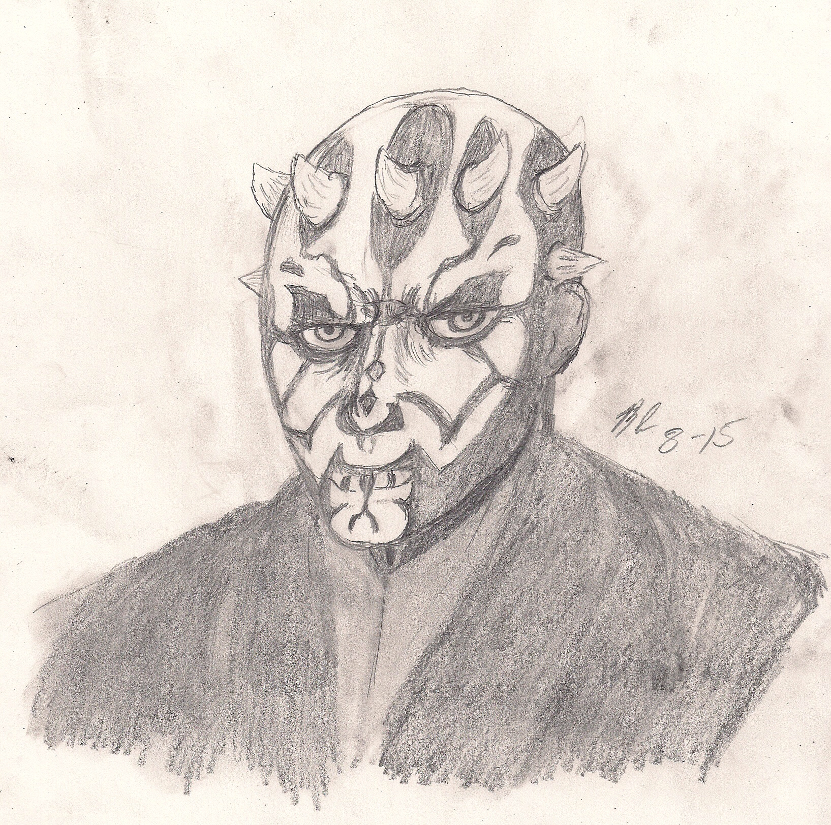 Darth Maul by Bobby77