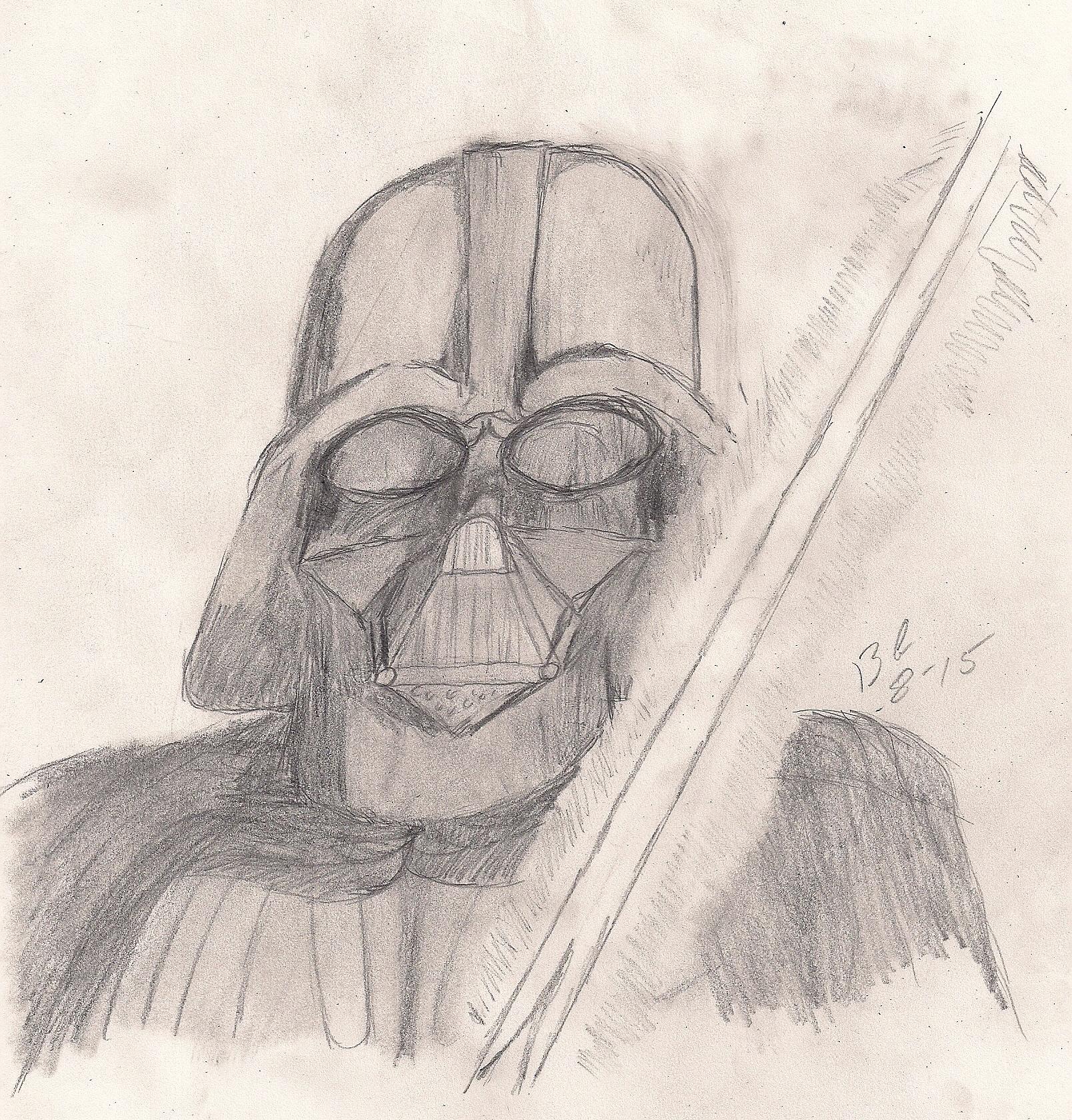 Darth Vader by Bobby77