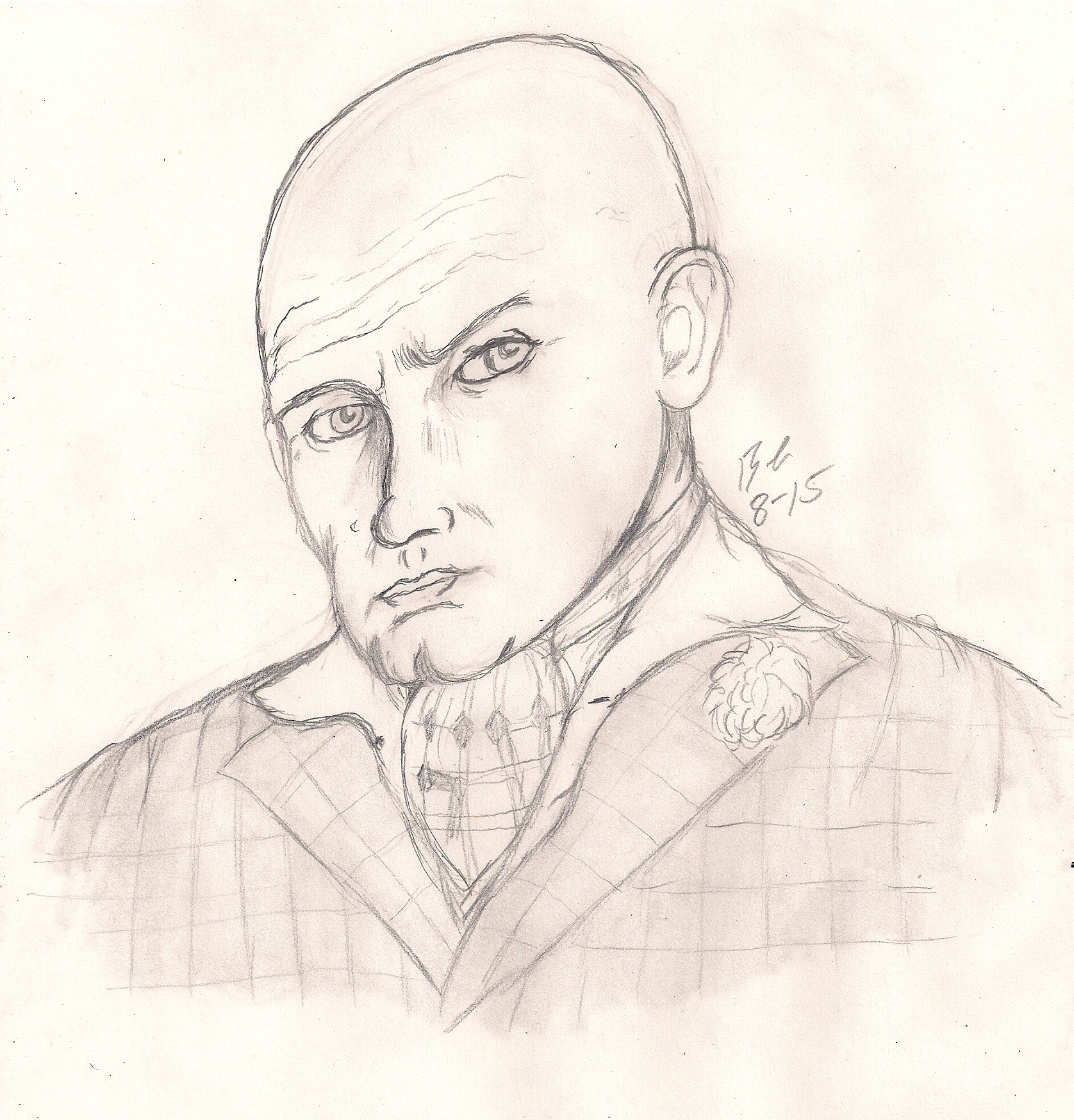 Lex Luthor by Bobby77