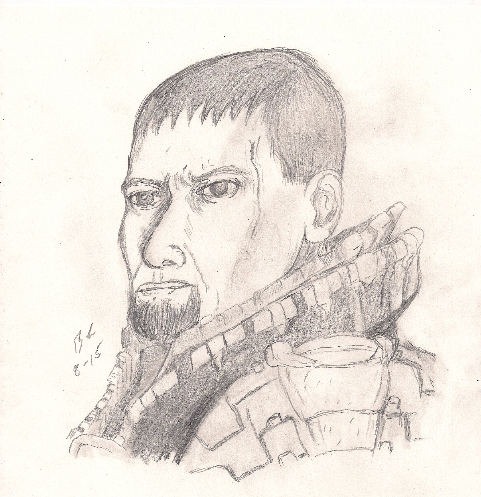 movie inspired General Zod II by Bobby77
