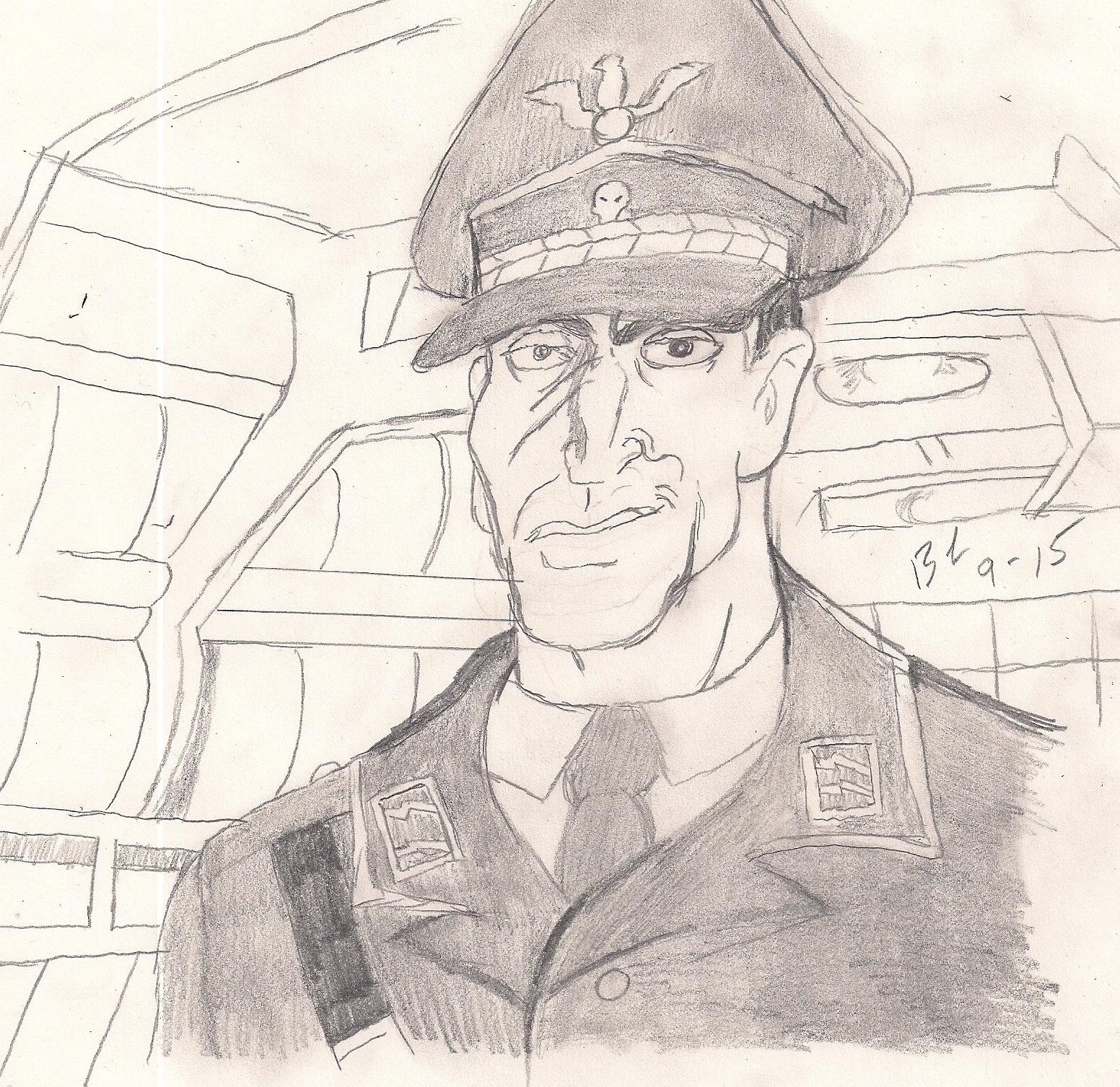 Herr Kleiser by Bobby77