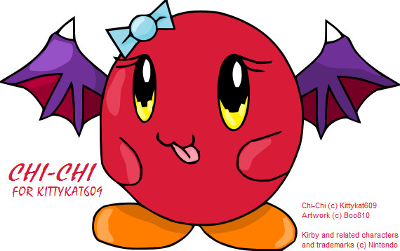Ish a lickle Chi-Chi! ^^ (For Kittykat609) by Boo810
