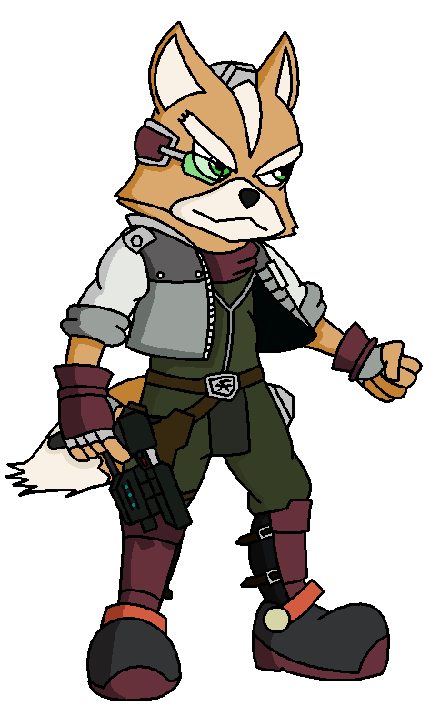 Fox McCloud by BoyIsCool