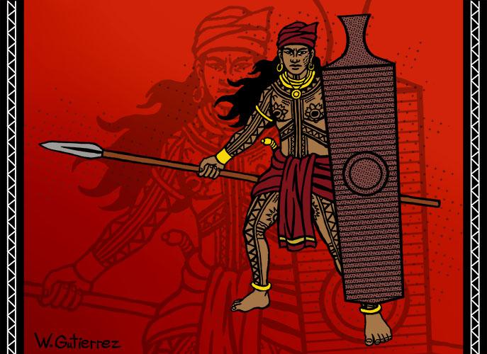 Bagani ng Kabisayaan by Boykampilan