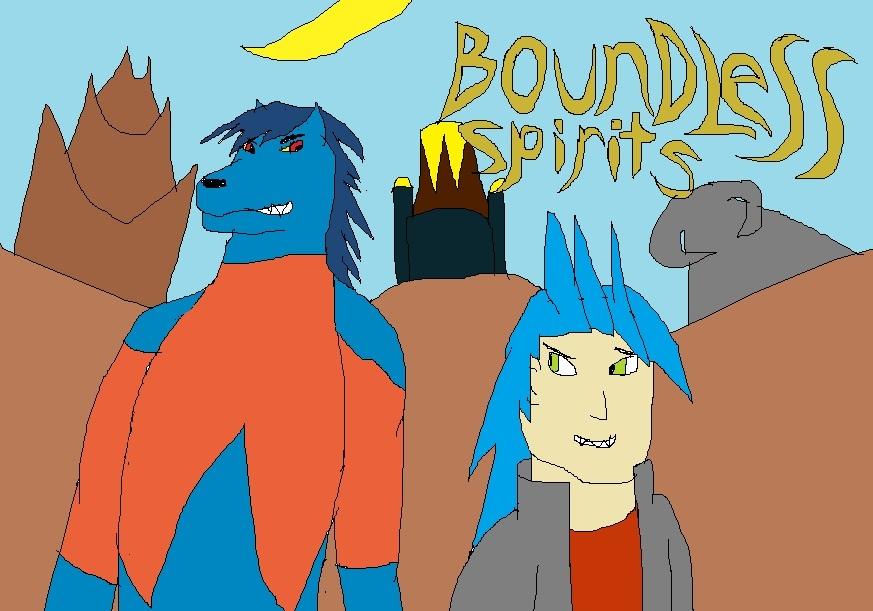 Boundless spirits by Brambleheart92