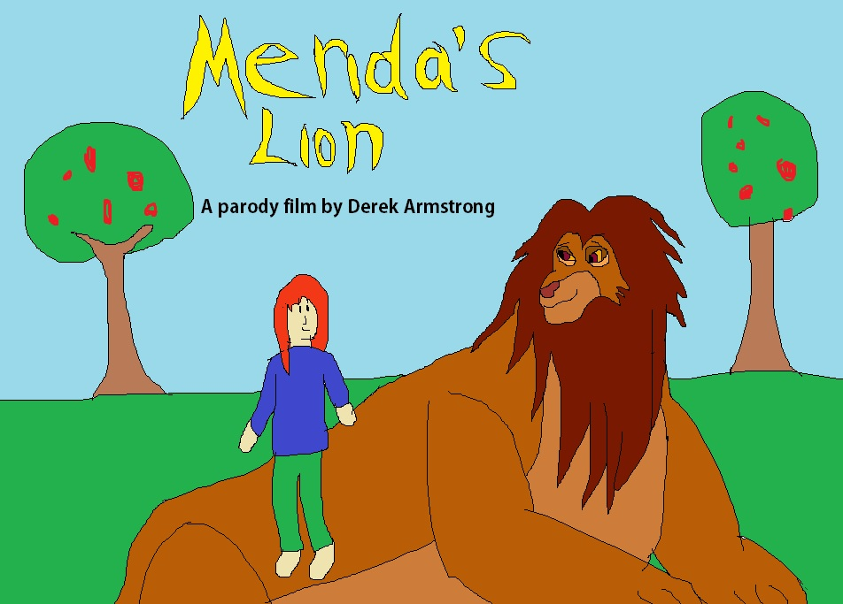 Merida's Lion by Brambleheart92
