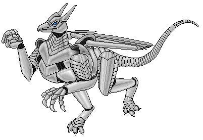 Robogryphs by Breloom