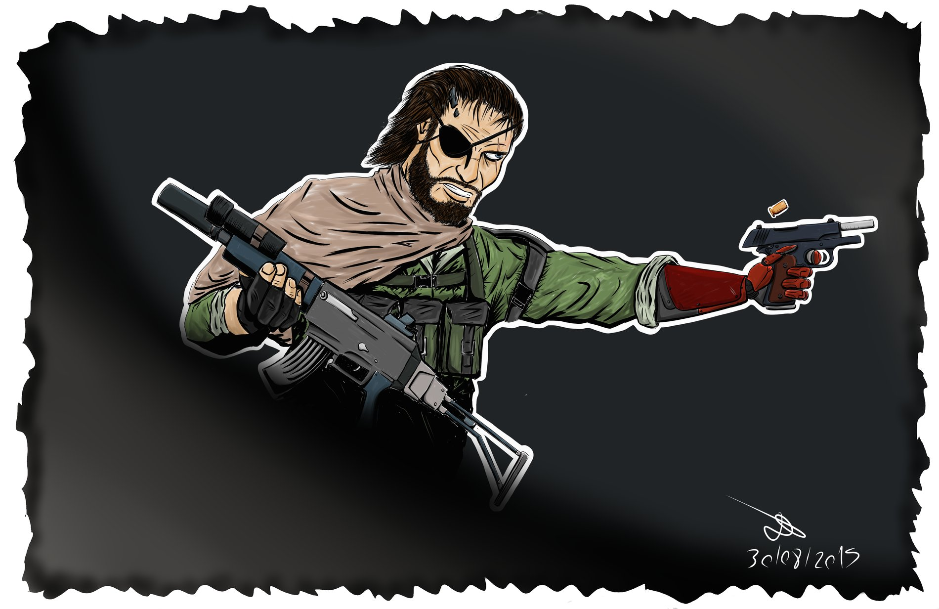 Big Boss by BringDownTheSkyN7