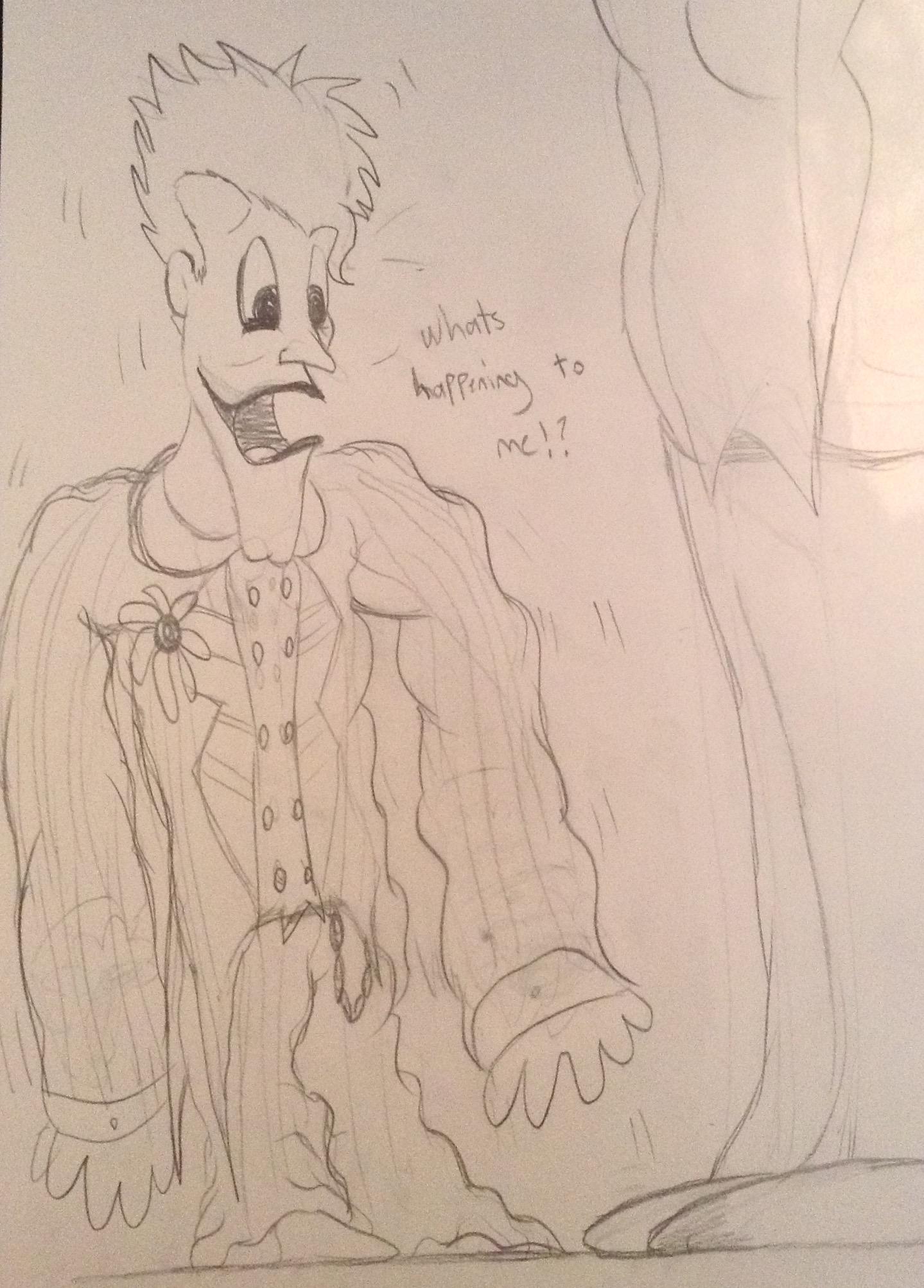 Don't be such a baby Joker by BtasJokerFan