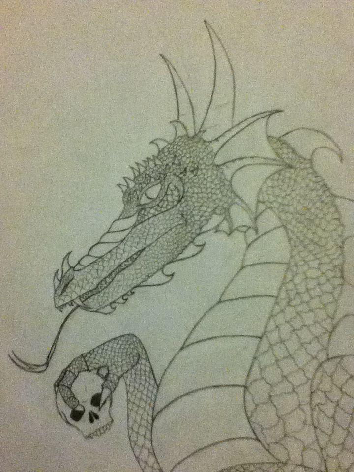 Dragon by badash77