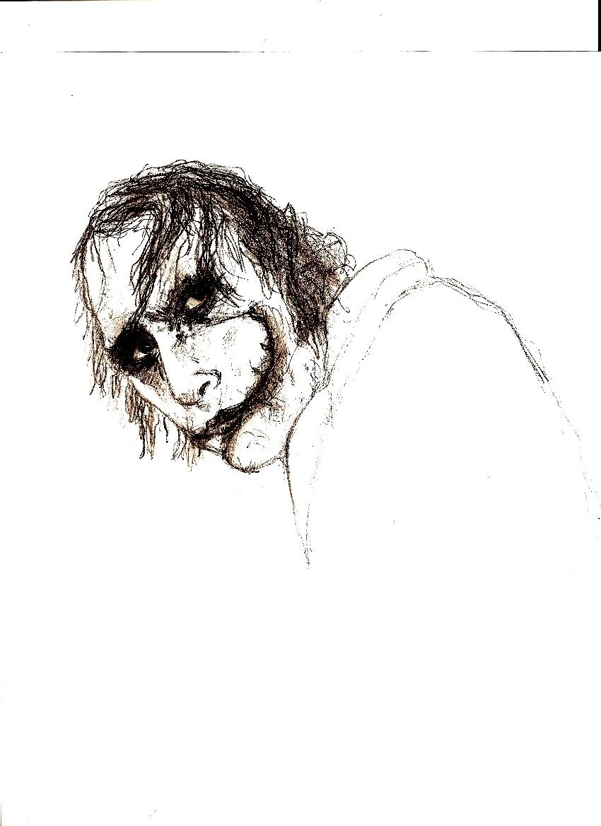 The Joker - The Dark Knight by barker09