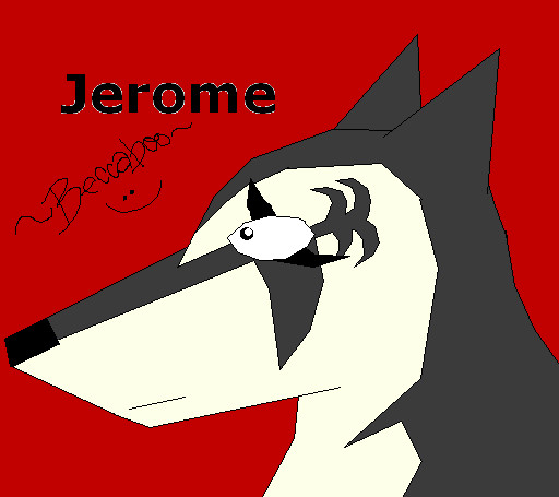 Jerome Request by beccaboo