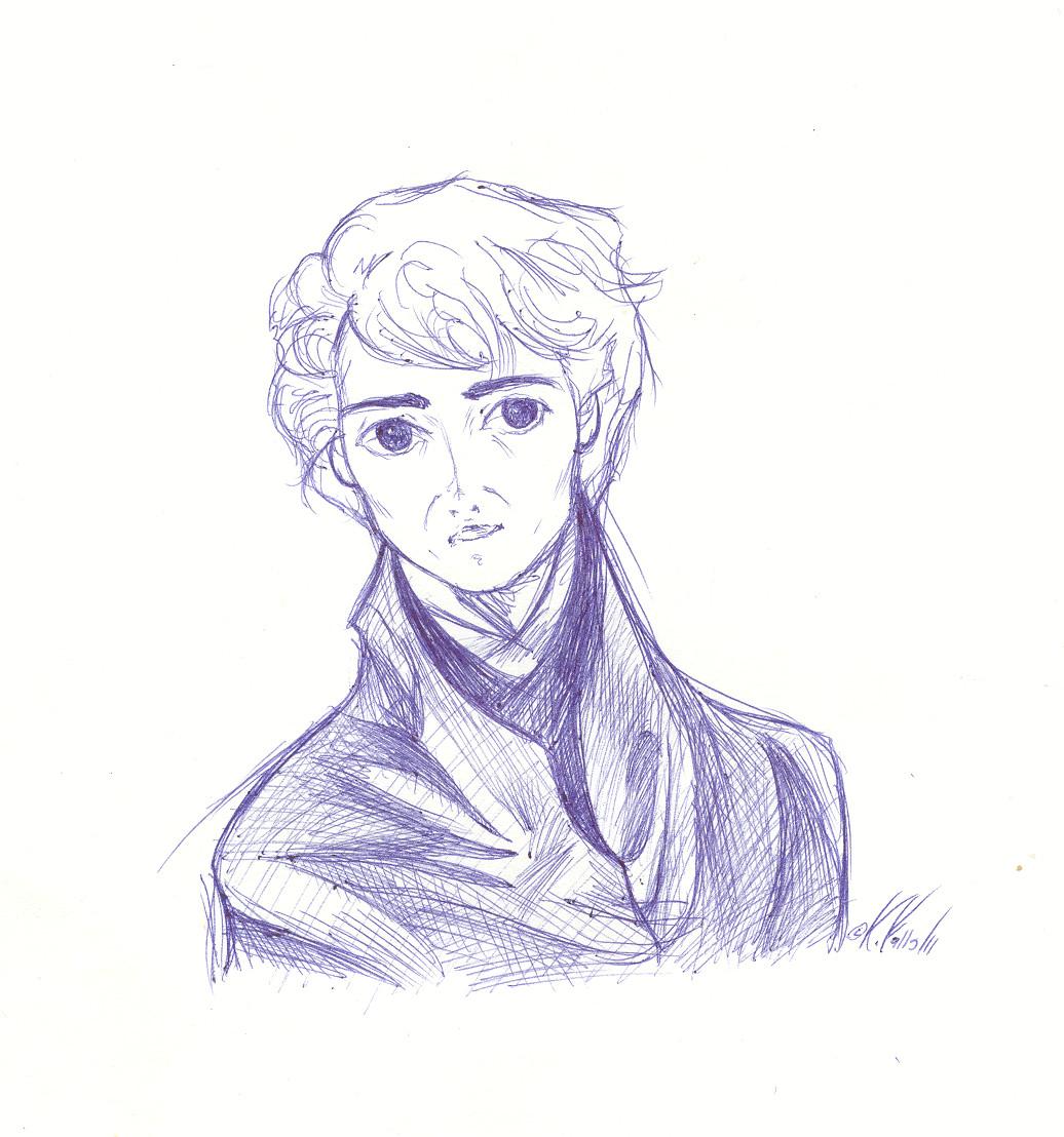 Ripley sketch by benignmilitancy