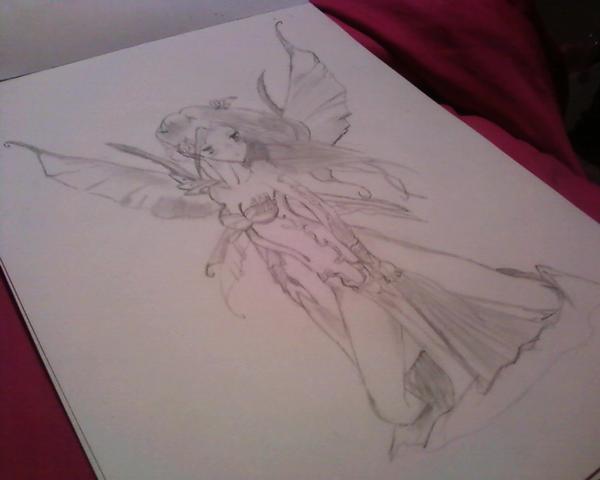 Beautiful Fairy by bif333