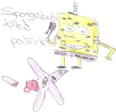 bad spongebob by big12355500 - Fanart Central