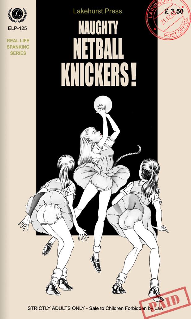 Naughty Netball Knickers by blackshade