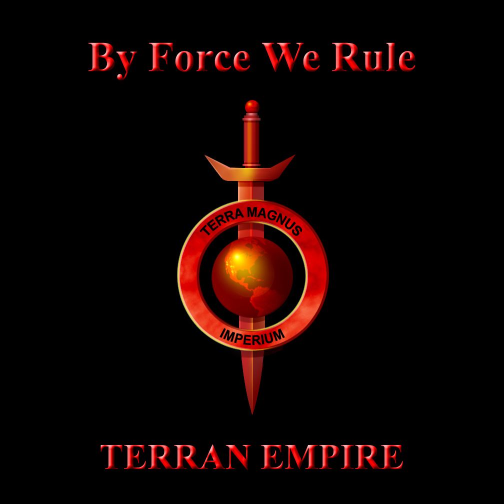 Terran Empire: Symbol by blackshade