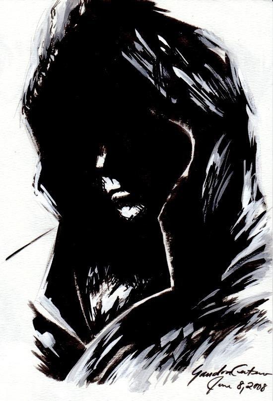 Jin Kazama - The Outsider by bleu_ice2002