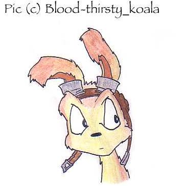Daxter Head by blood-thirsty_koala