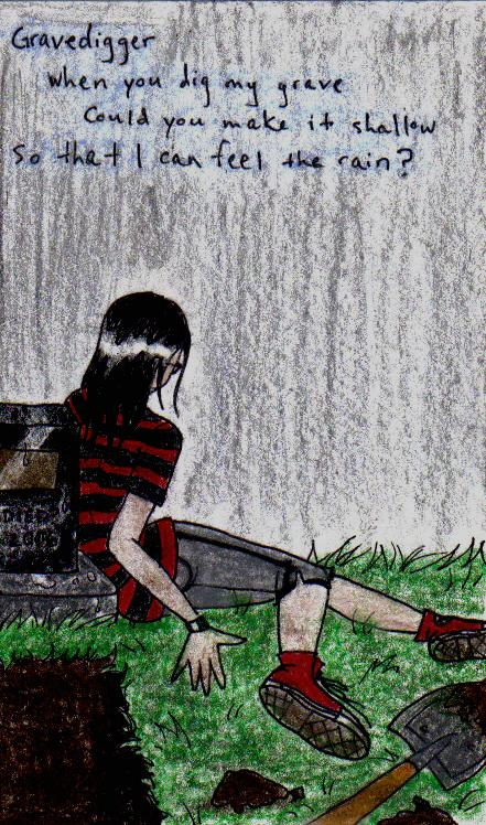 Gravedigger... by brainfreezy2004