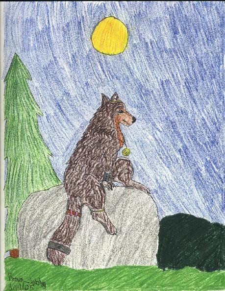 werewolf by brown_tabby