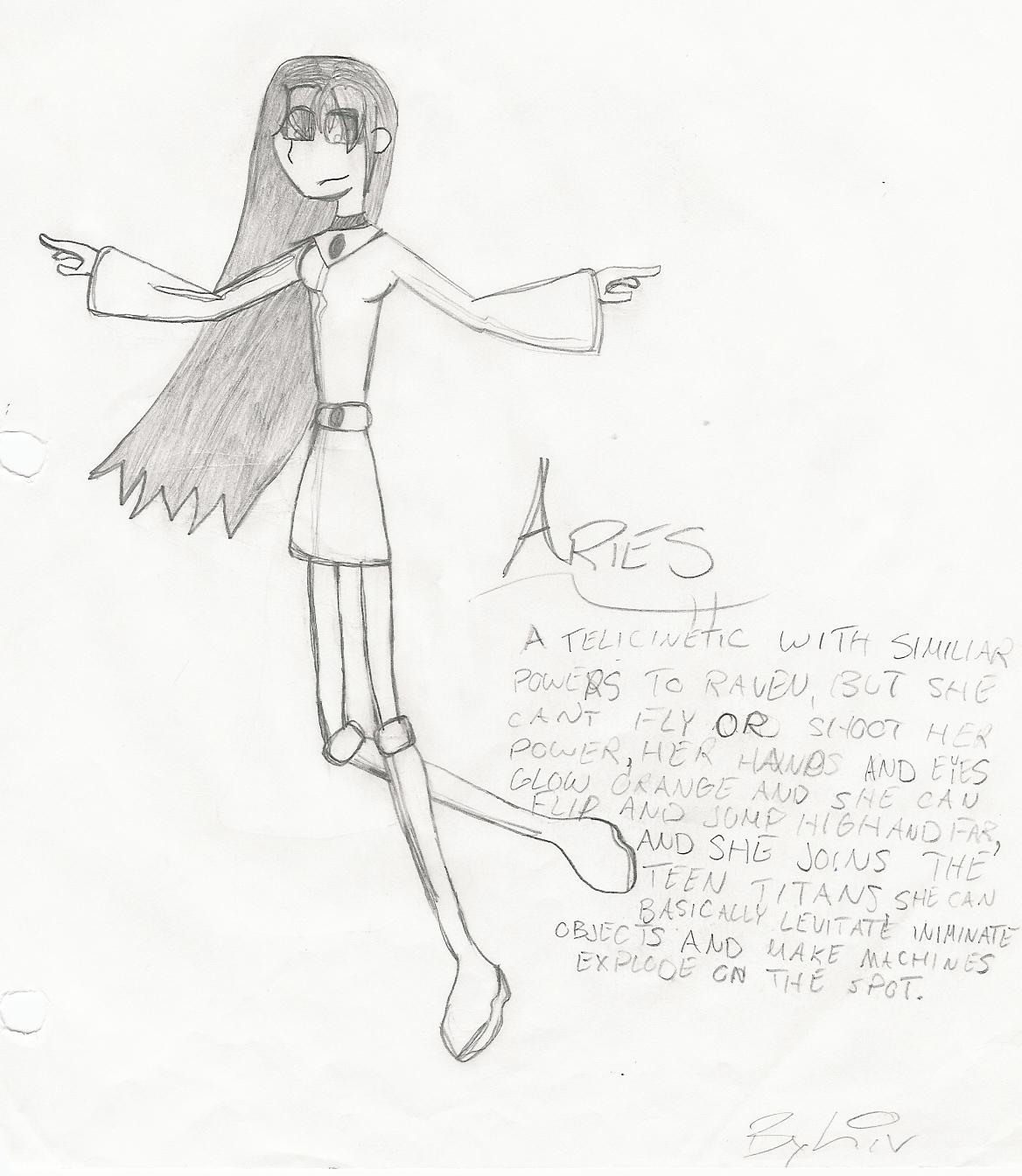 Aries by bubblefield