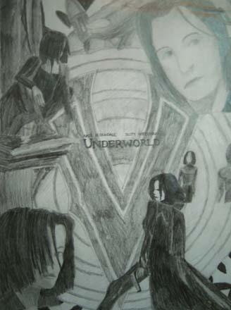 Underworld poster by bufstk