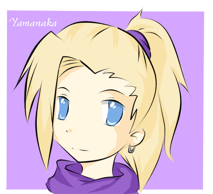 Ino by butterfly1992