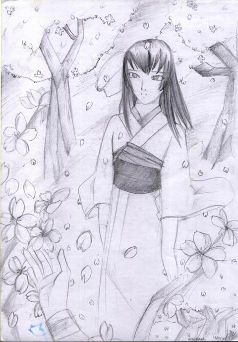 Arisu, Sakura no Onna no Ko by CELICA--ishikawa