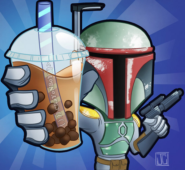 Fueled By Boba by CRaYoNBoY