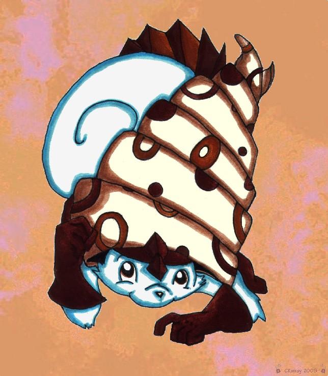 Squirkara by CRwixey