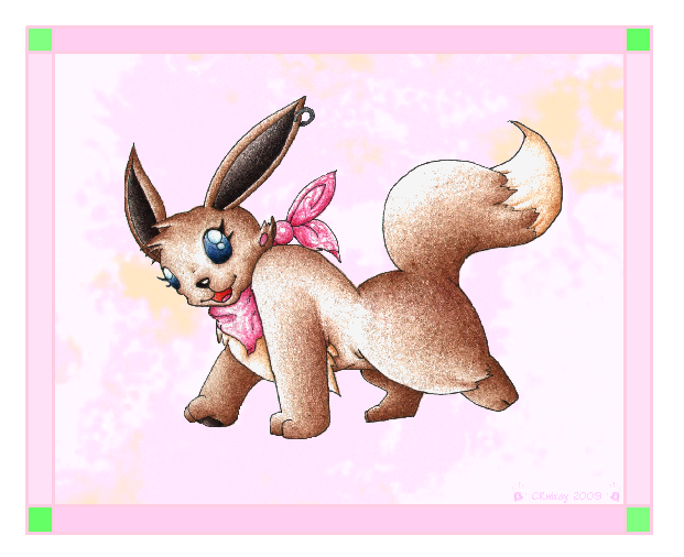 AlleyCat17 as an Eevee (Request for AlleyCat17) by CRwixey
