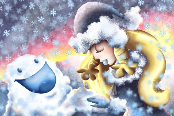 Snow Fairy by CRwixey