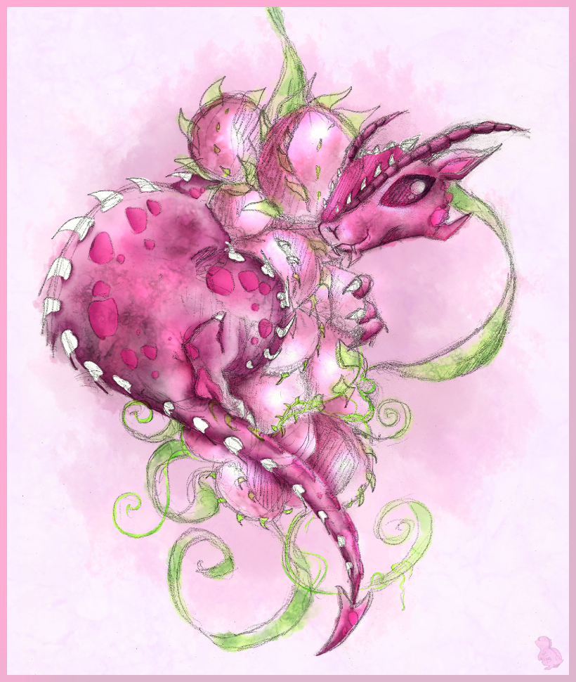 Dragon Fruits by CRwixey