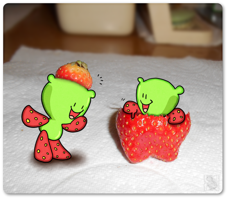 Strawberry Trousers by CRwixey