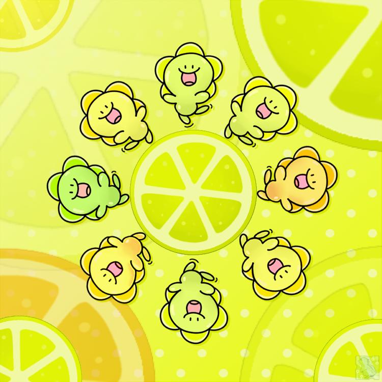 Citrus Dance by CRwixey