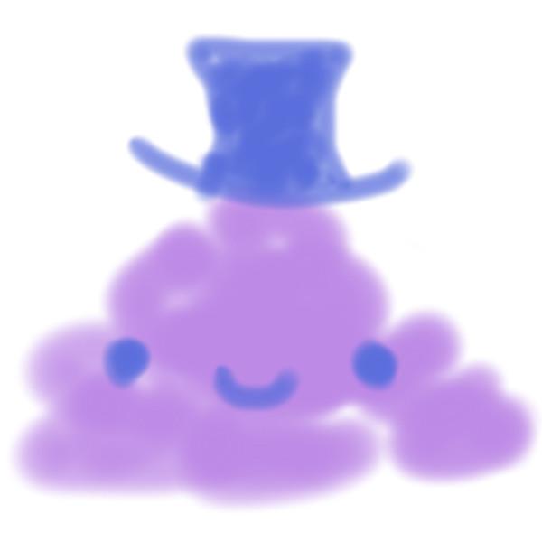 Happy Little Cloud by CaffeinatedSoul